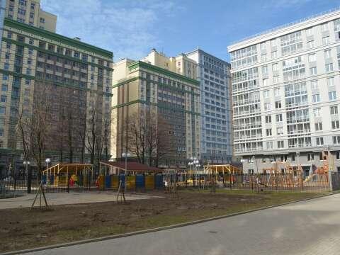 ЖК Новомосковский